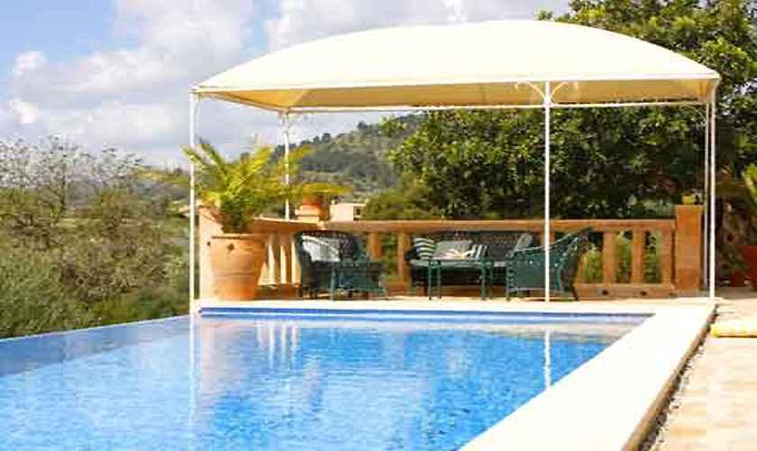 Poolblick Finca Mallorca 10 Personen PM 5681