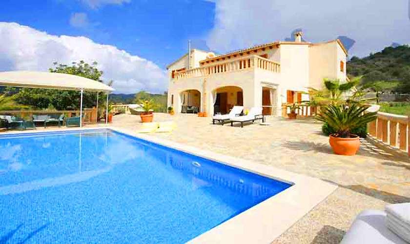 Pool und Ferienfinca Mallorca 10 Personen PM 5681