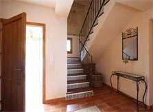 Treppenhaus Ferienhaus Mallorca 10 Personen PM 5681
