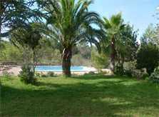 Poolblick Finca Mallorca für 4 Personen PM 5773