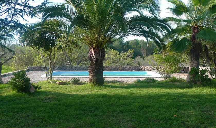 Poolblick Ferienfinca Mallorca für 4 Personen PM 5773