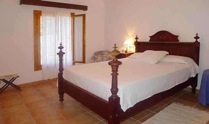 Schlafzimmer Ferienfinca Mallorca für 4 Personen PM 5773