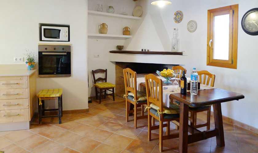 Wohnraum Finca Mallorac 4 Personen PM 5773