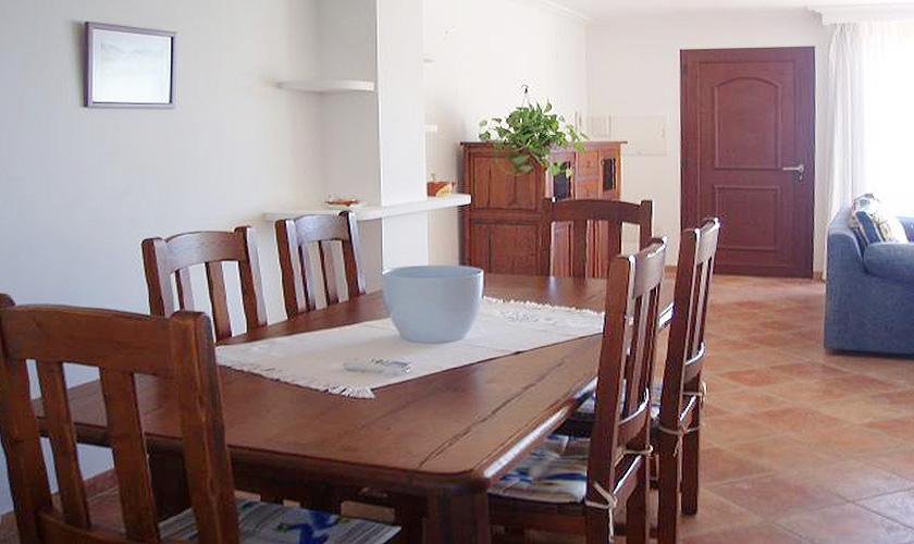 Essplatz Ferienwohnung Cala Ratjada für 6 Personen PM 578