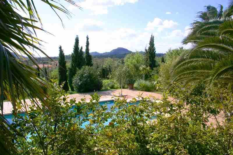 Blick von der Finca Mallorca Nordosten PM 580