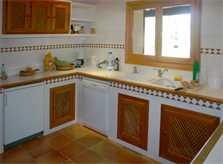 Küche Finca Mallorca Nordosten PM 580