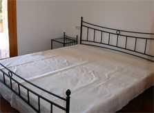 Schlafzimmer Ferienfinca Mallorca Nordosten PM 580