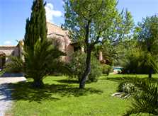 Garten und Ferienfinca Mallorca Nordosten PM 580