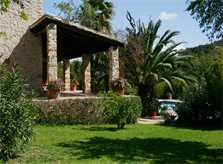 Garten und Finca Mallorca Nordosten PM 580