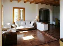 Wohnraum Finca Mallorca Nordosten PM 580