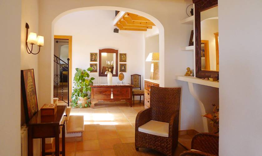 Eingangshalle Ferienfinca Mallorca PM 5835