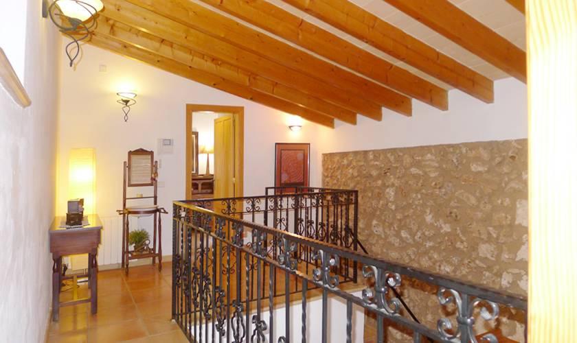 Treppengalerie Ferienfinca Mallorca PM 5835