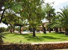 Blick vom Gästehaus Finca Mallorca PM 5835