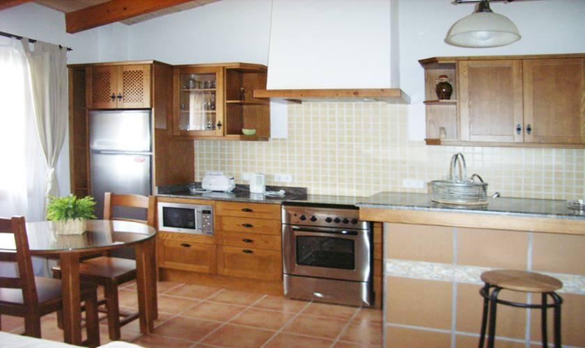Küche Gästehaus Finca Mallorca PM 5835