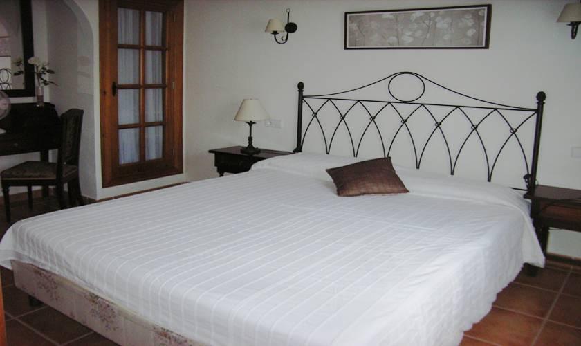 Schlafzimmer Gästehaus Finca Mallorca PM 5835