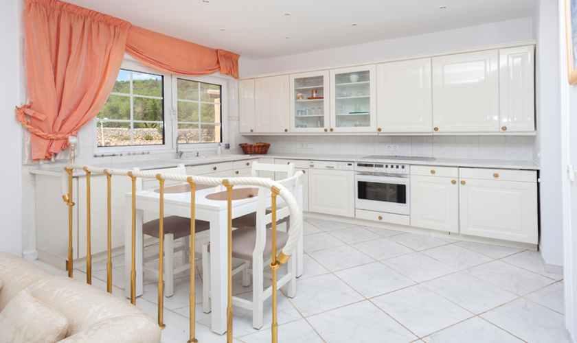 Küche Ferienhaus Mallorca 11 Personen PM 5845