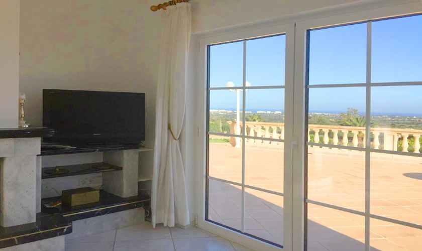 Blick Ferienhaus Mallorca 11 Personen PM 5845