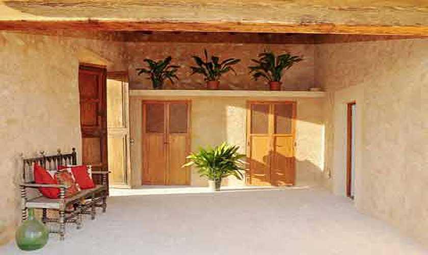 Eingangsbereich Alto - Finca Mallorca PM 585