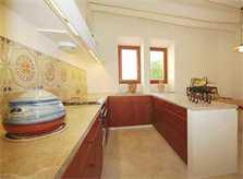 Küche Baix - Finca Mallorca PM 585