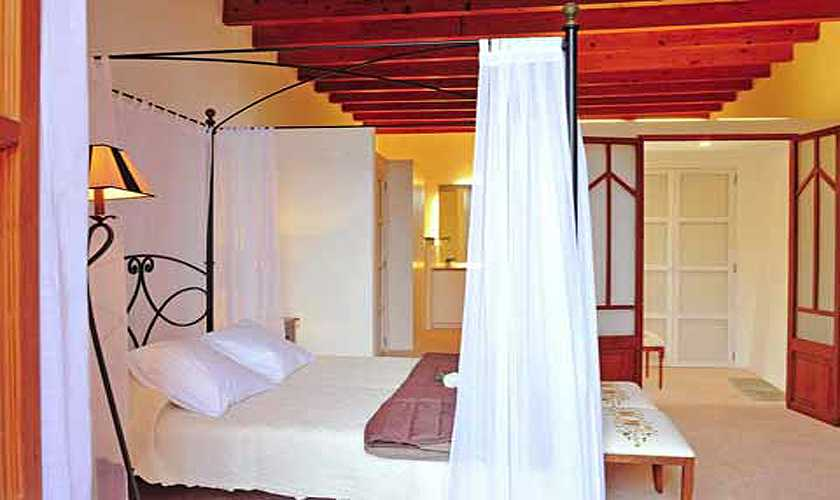 Schlafzimmer Baix - Finca Mallorca PM 585