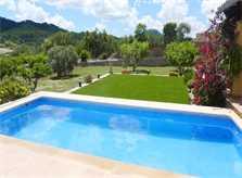 Poolblick Finca Mallorca 10 Personen PM 5871