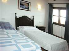 Schlafzimmer Ferienfinca Mallorca PM 5871