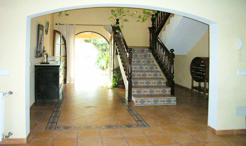 Treppenhaus Finca Mallorca 10 Personen PM 5871