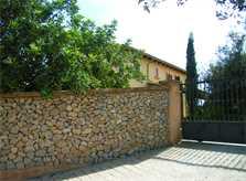 Zufahrt Ferienfinca Mallorca PM 5871