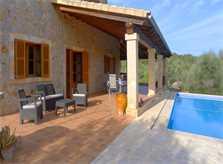 Terrasse Finca Mallorca PM 5921
