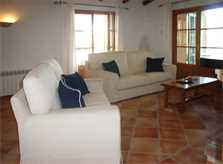 Wohnraum Finca Mallorca Arta PM 5395 für 8 Personen