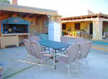 Außenküche Finca Mallorca 10 Personen PM 593