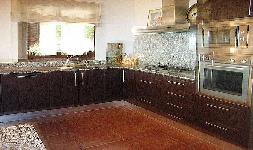 Küche Finca Mallorca 10 Personen PM 593