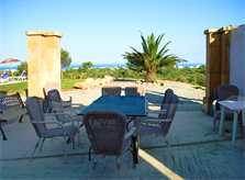 Terrasse Finca Mallorca 10 Personen PM 593