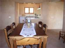 Esstisch Ferienfinca Mallorca Ostküste PM 5941