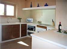 Küche Ferienhaus Mallorca Ostküste PM 5941