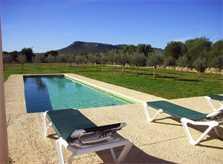 Poolblick Finca Mallorca Ostküste PM 5941