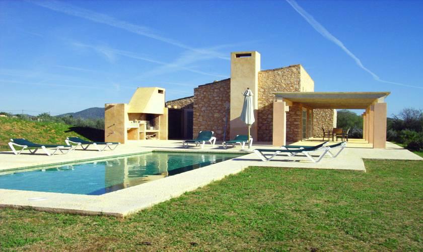 Pool und Finca Mallorca PM 5941