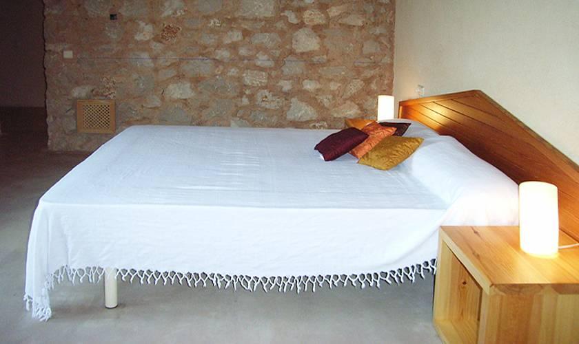 Schlafzimmer Ferienhaus Mallorca Ostküste PM 5941