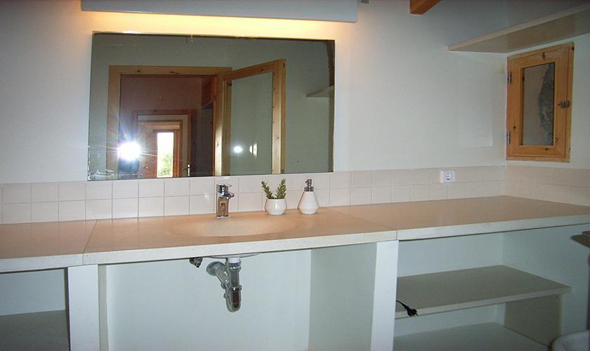 Badezimmer Ferienhaus Mallorca PM 5942