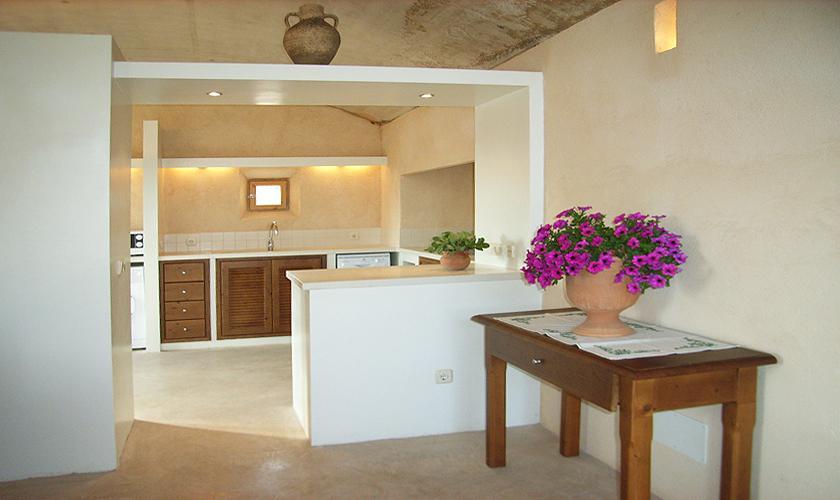 Küche Ferienfinca Mallorca PM 5942