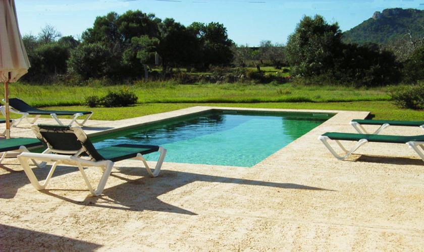 Pool und Finca Mallorca Ostküste PM 5942