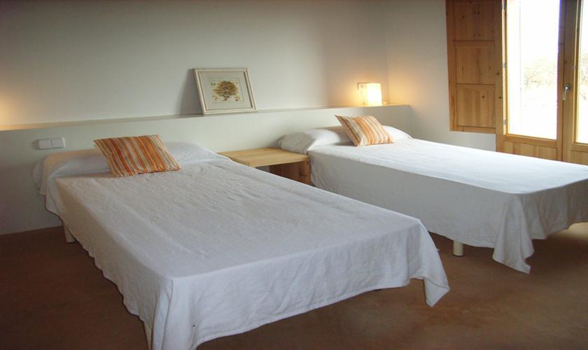 Schlafzimmer Ferienfinca Mallorca PM 5942