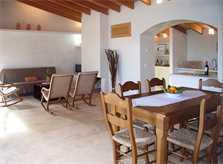 Wohnraum Finca Mallorca Ostküste PM 5942