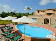 Pool und Ferienvilla Mallorca 12 Personen PM 596