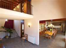Wohnraum Luxusvilla Mallorca 12 Personen PM 6001