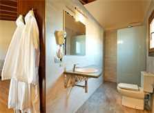 Badezimmer Luxus Finca Mallorca 14 Personen PM 6002