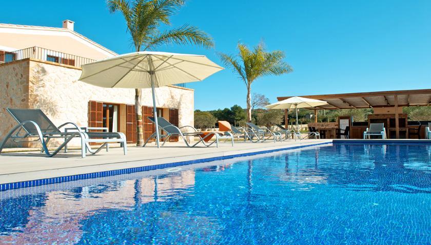 Pool und Luxusfinca Mallorca 14 Personen PM 6002