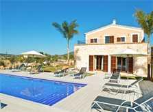 Pool der Luxusfinca Mallorca 14 Personen PM 6002