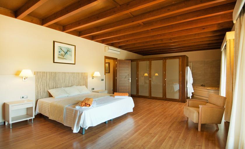 Schlafzimmer Luxus Finca Mallorca 14 Personen PM 6002 ...