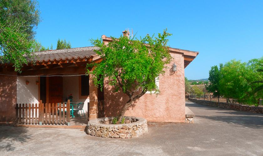 Blick auf die Finca Mallorca PM 6003